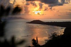 Sky, sea, ocean, Koh Samui, Thailand Royalty Free Stock Photo