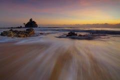 Sky, Sea, Shore, Horizon stock photo