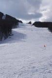 Sky slope Royalty Free Stock Photo