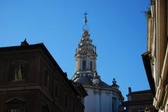 Sky, Spire, Landmark, Building Stock Image