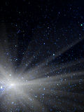 Sky  star  space   Universe Royalty Free Stock Image