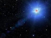 Sky  stars  constellation Stock Image