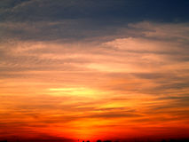 Free Sky Sunset 4 Royalty Free Stock Image - 4349166