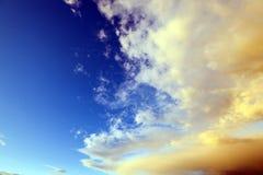 Sky (sunset) Stock Photo