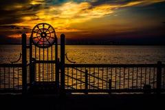 Sky, Sunset, Sunrise, Horizon royalty free stock images