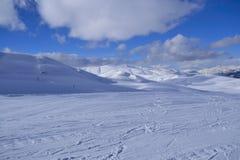 Sky terain. Sky terrain on high mountain Stock Image