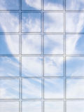 Sky tile block Royalty Free Stock Photography