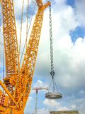Sky, Tourist Attraction, Crane, Ferris Wheel Stock Image