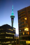 Sky tower Stock Photo