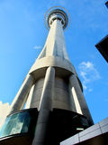 Sky Tower of Auckland New Zealand Stock Images