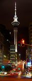 Sky Tower, Auckland, New Zealand Stock Images