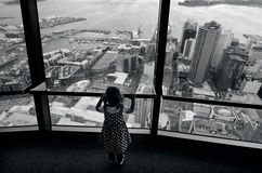 Sky Tower - Auckland New Zealand NZ Stock Images