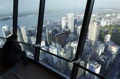 Sky Tower - Auckland New Zealand NZ Royalty Free Stock Photos