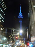 Sky Tower, Auckland, NZ Royalty Free Stock Photos