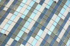 Sky Tower Glass Details Stock Photography