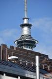 Sky Tower hiding Royalty Free Stock Photos