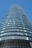 Sky Tower office building in Wroclaw, Poland Stock Images