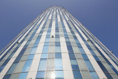 Sky tower office business building Royalty Free Stock Photo