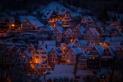 Sky, Town, Landmark, Night royalty free stock images