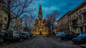 Sky, Town, Landmark, Urban Area royalty free stock photos