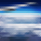 Sky triangle background Royalty Free Stock Photos