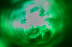The sky is turbulent, the clouds are dark, the weather is windy,. The storm is coming. Like danger Evil thing. Abstract image blur Royalty Free Stock Photo