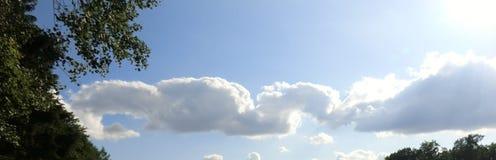 Sky4 fotografia stock