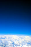 Sky view background Stock Images