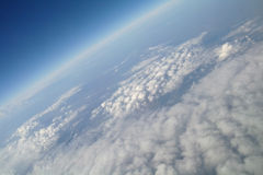Sky view of cloudscape Stock Photo