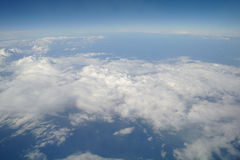 Sky view of cloudscape Stock Image