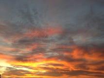 Sky view. Morro Bay, California Stock Photos