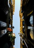 Sky view in Venice Stock Images