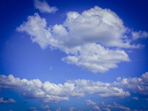 Sky vision in your dream Stock Images