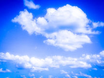Sky vision in your dream Royalty Free Stock Photography