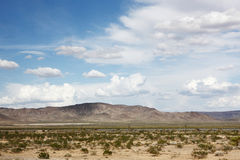 Sky on the western United States Royalty Free Stock Photos