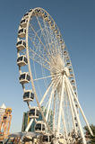 Sky Wheel  in action Royalty Free Stock Photography