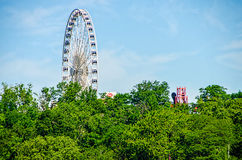 Sky Wheel at Niagara falls Ontario Canada Stock Photos