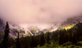 Sky, Wilderness, Ecosystem, Mountainous Landforms Royalty Free Stock Images