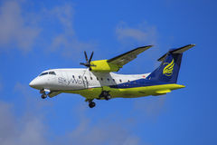 Sky Work Airlines Dornier 328 Stock Image