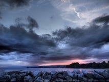 sky& x27 ; s du monde Photographie stock libre de droits