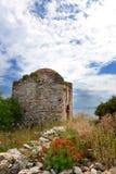Skyathos希腊 库存照片