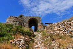 Skyathos Grécia Imagens de Stock