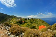 Skyathos Grécia Foto de Stock Royalty Free