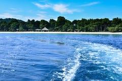 Skyathos island beach Stock Photography