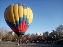 Skyball a Yerevan, Armenia Fotografie Stock