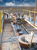 skybehållare för olja 8 Royaltyfri Fotografi