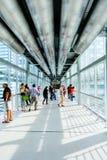 Skybridge av Petronas torn Royaltyfria Bilder
