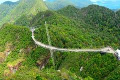 Skybridge, Langkawi, Malaysia Royalty Free Stock Photo