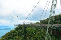 Skybridge, Langkawi, Malaysia Stock Images