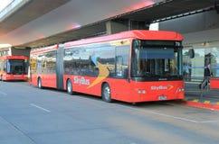 Skybus Melbourne Image libre de droits
